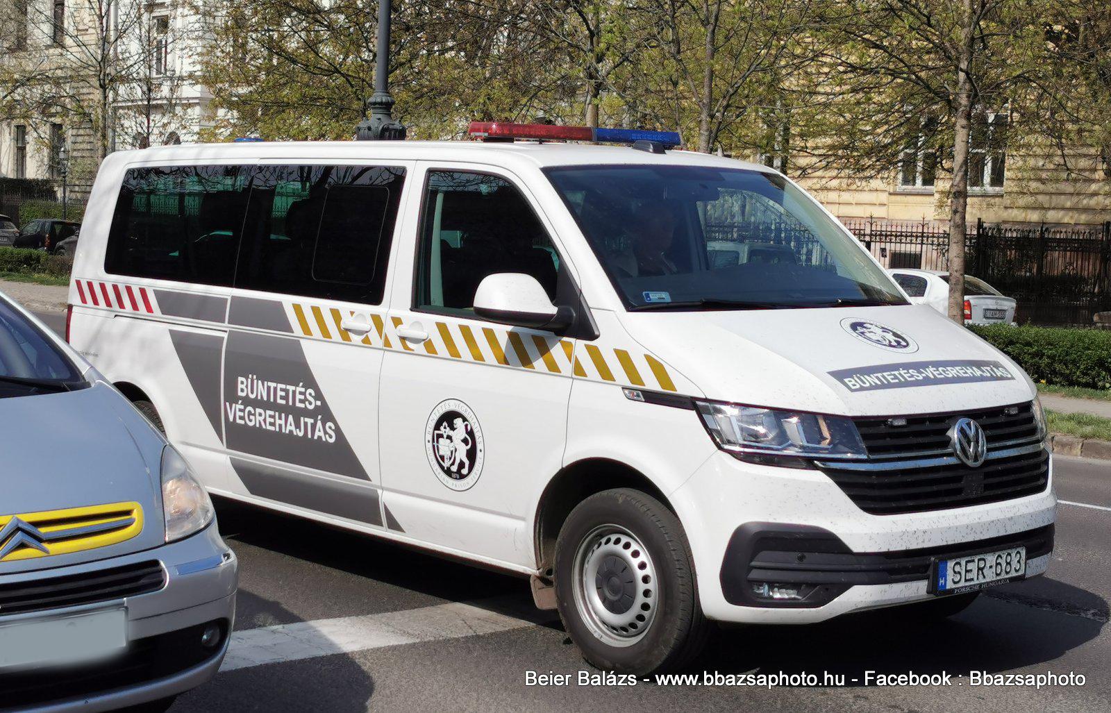 Volkswagen Transporter T6 – Fényhíd.hu kivitel
