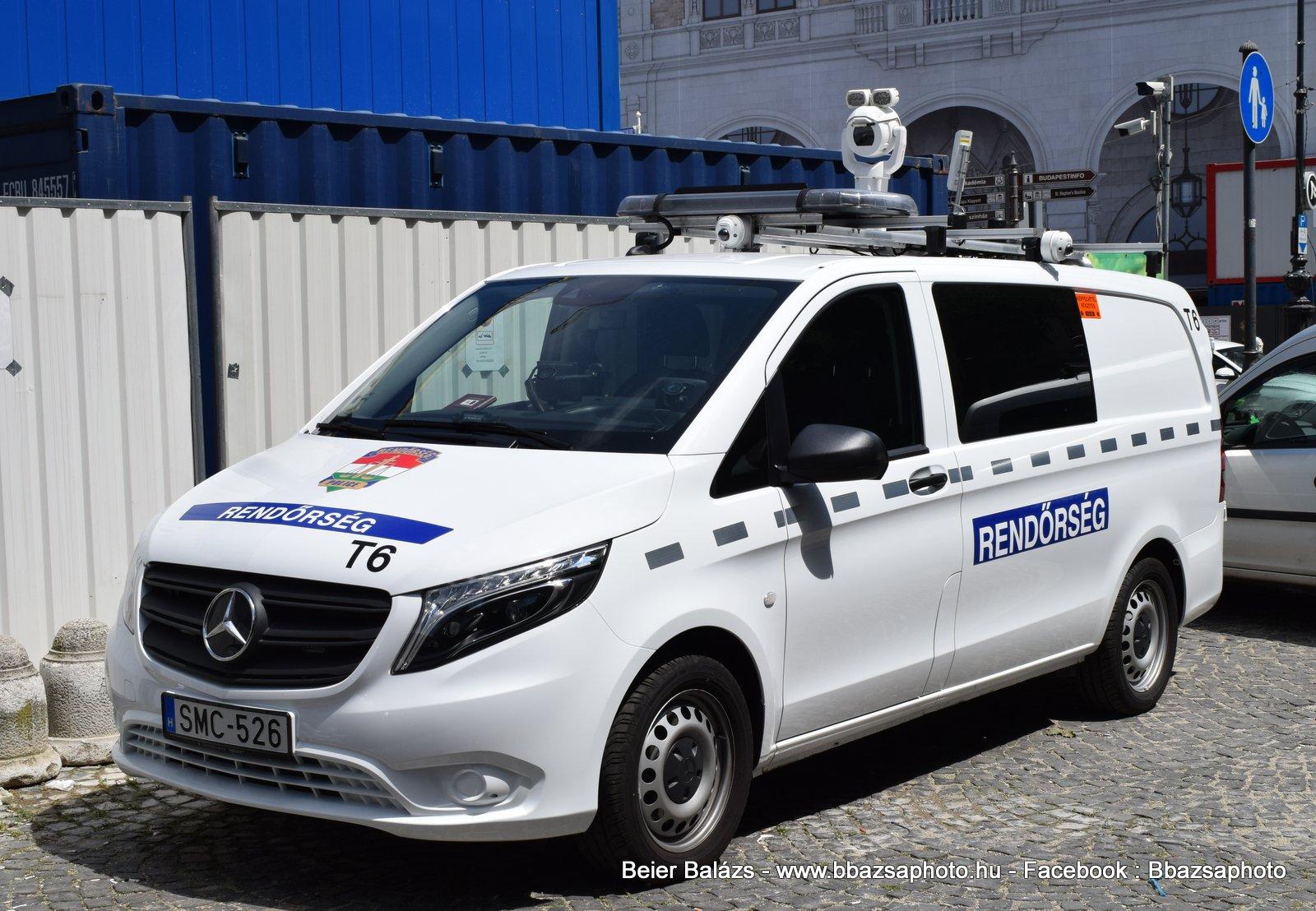 Mercedes Vito 113CDI – T6