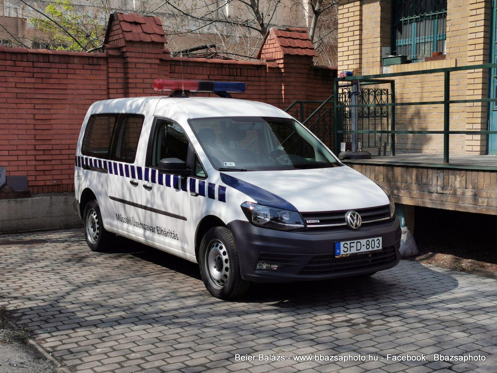 Volkswagen Caddy – hosszú –