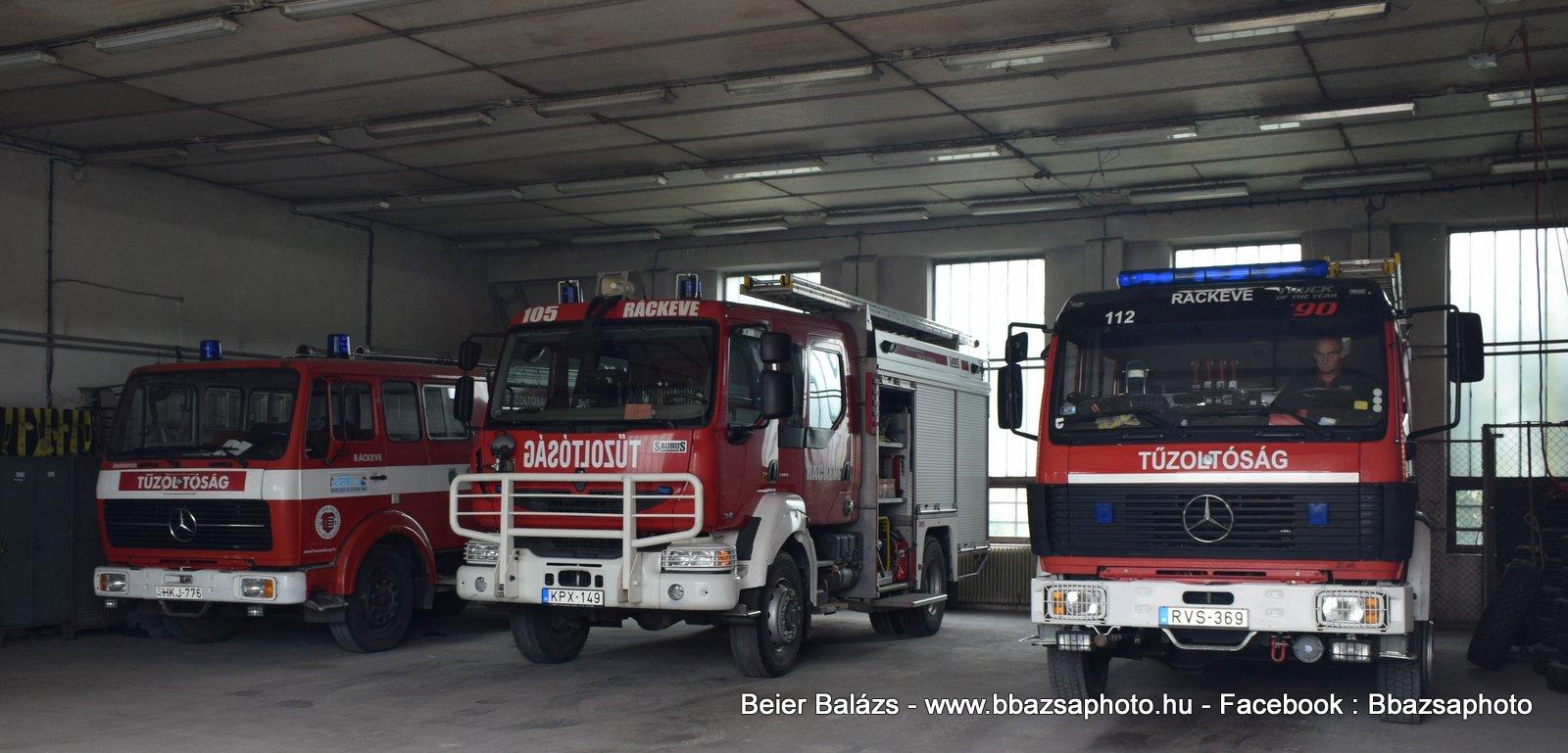 Ráckevei Önkormányzati Tűzoltóság