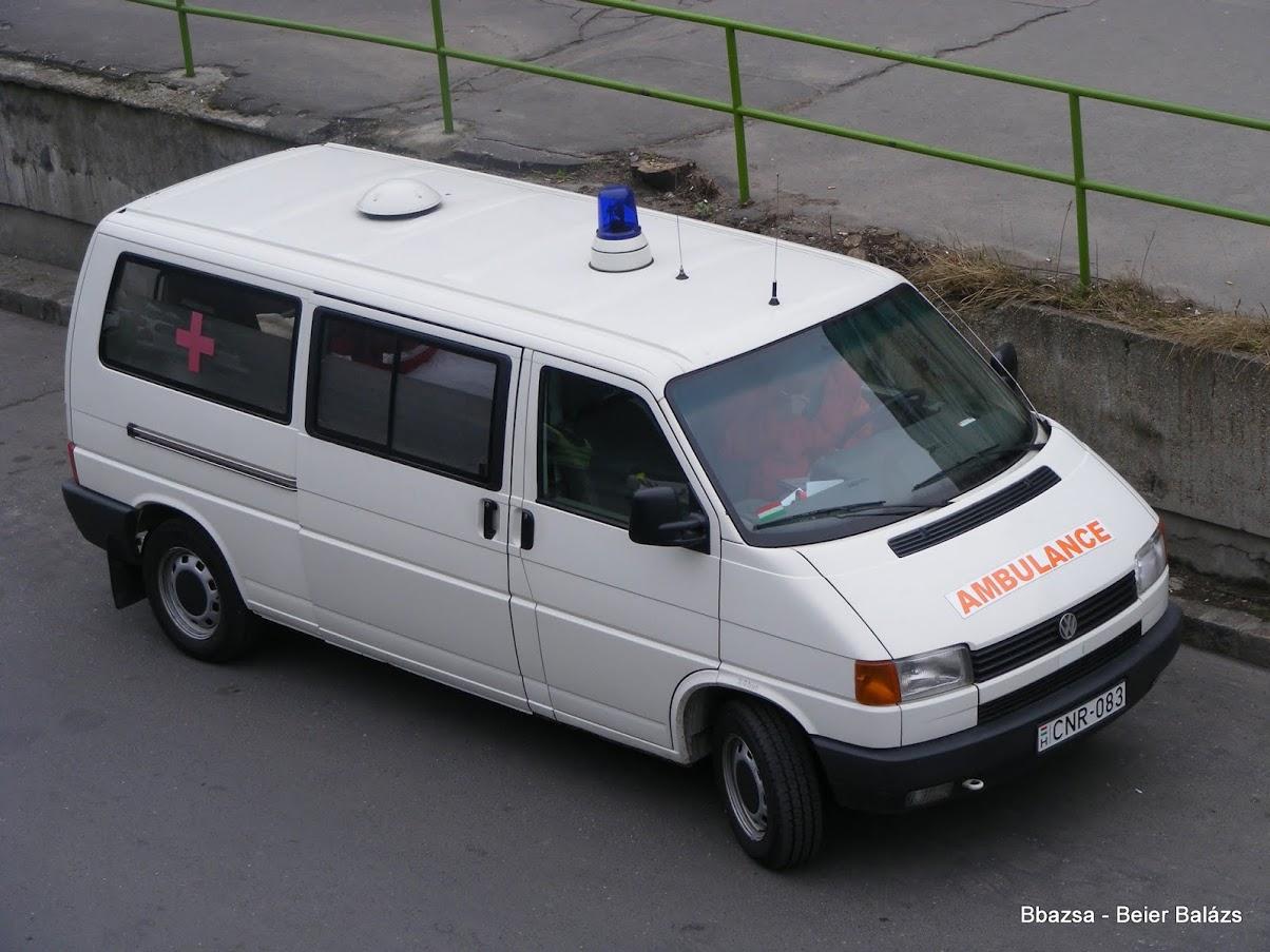 Volkswagen Transporter T4 – Eü szolgálat