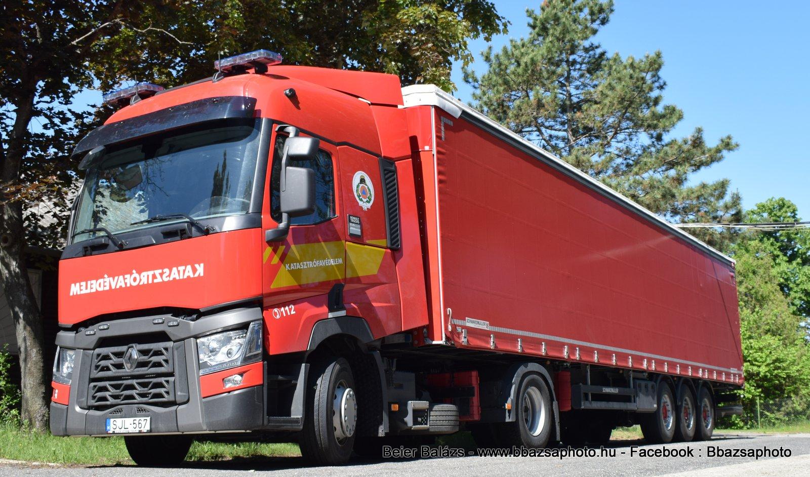 Renault kamion – GEK