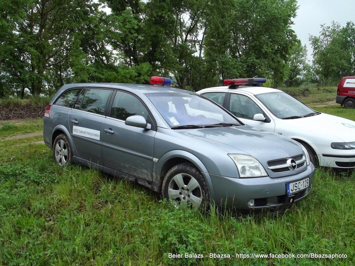 Opel Vectra – KBSZ