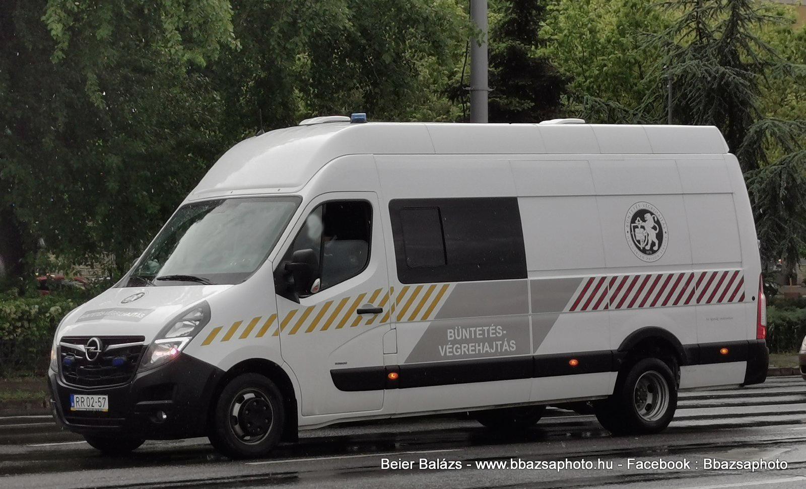 Opel Movano – dupla tengelyes
