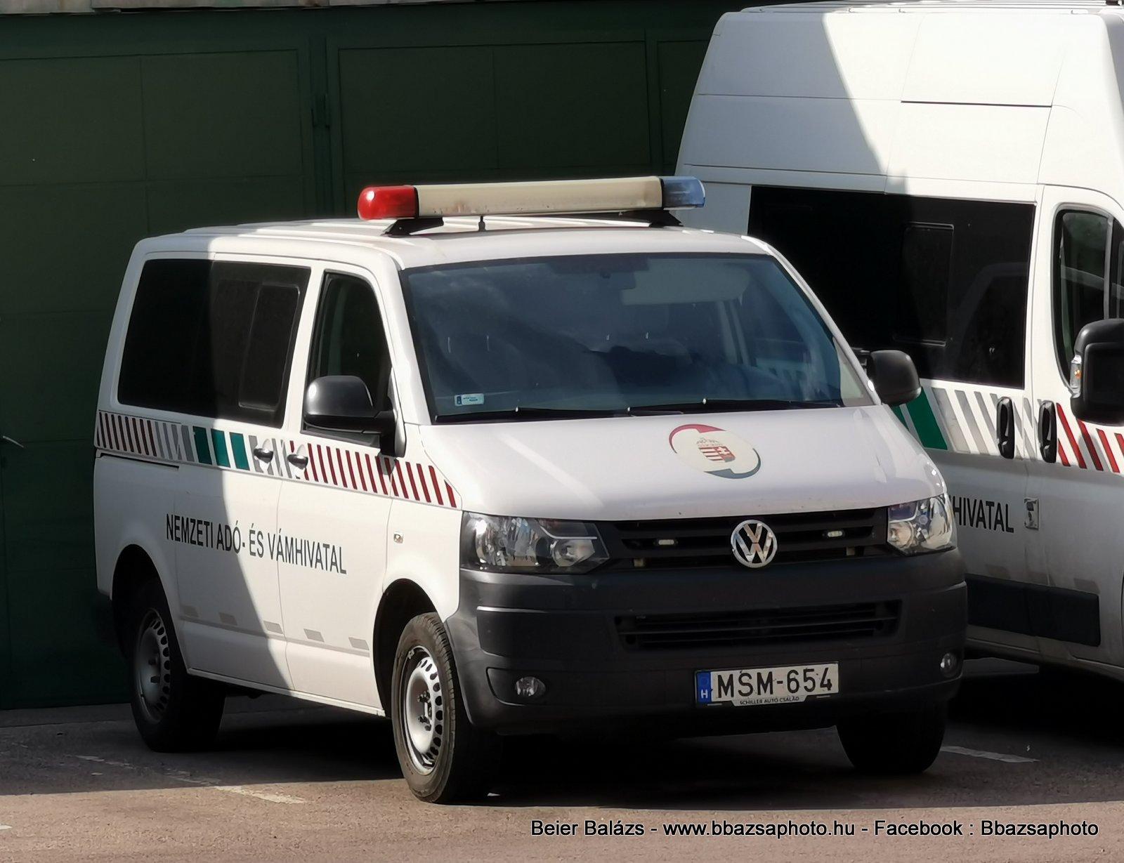 Volkswagen Transporter T5 – NAV