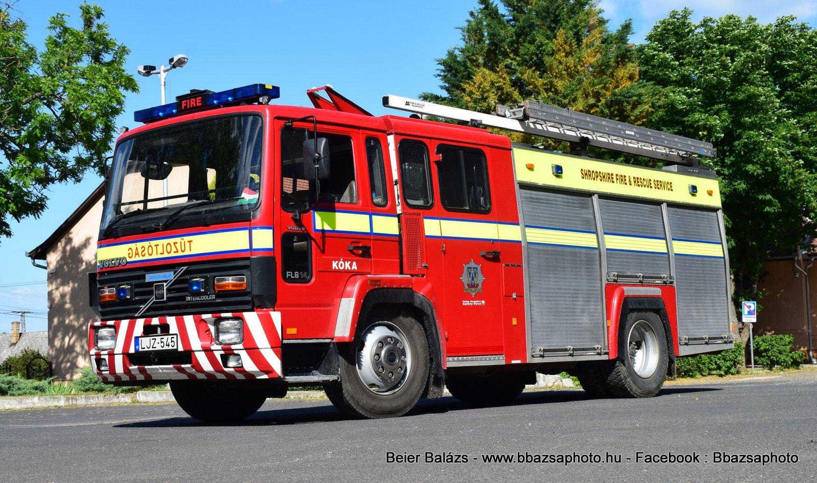Volvo FL6 – Kóka ÖTE