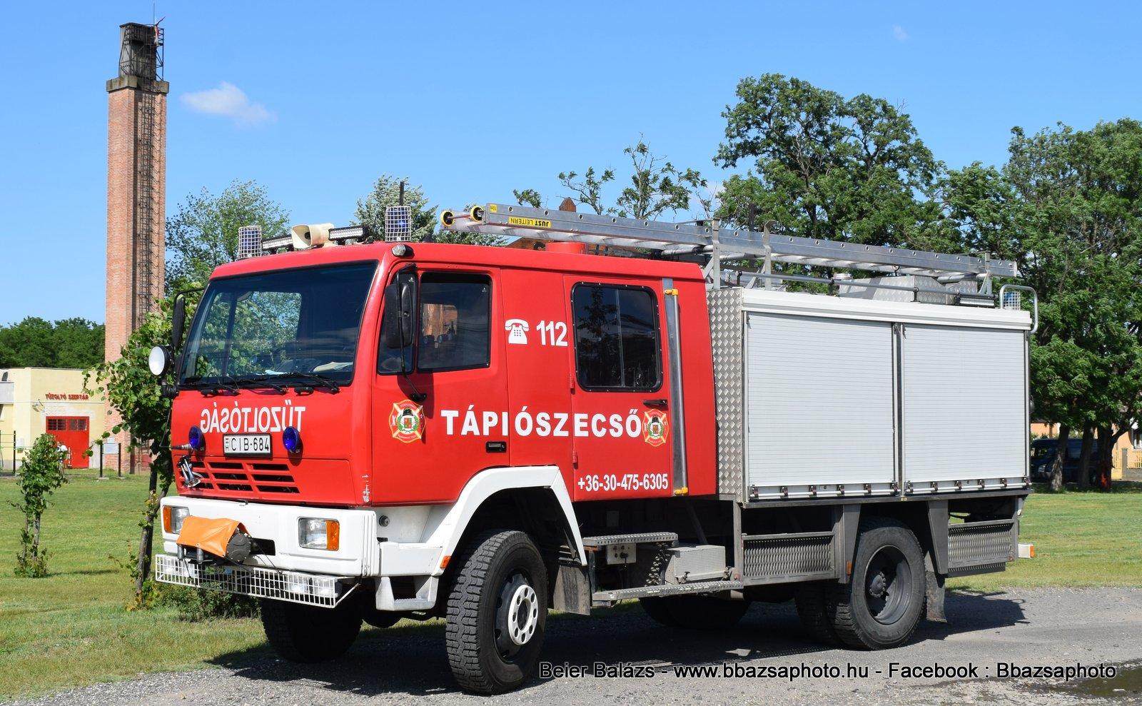 Steyr 13s23 Bronto-Saurus 2000 – Tápiószecső ÖTE