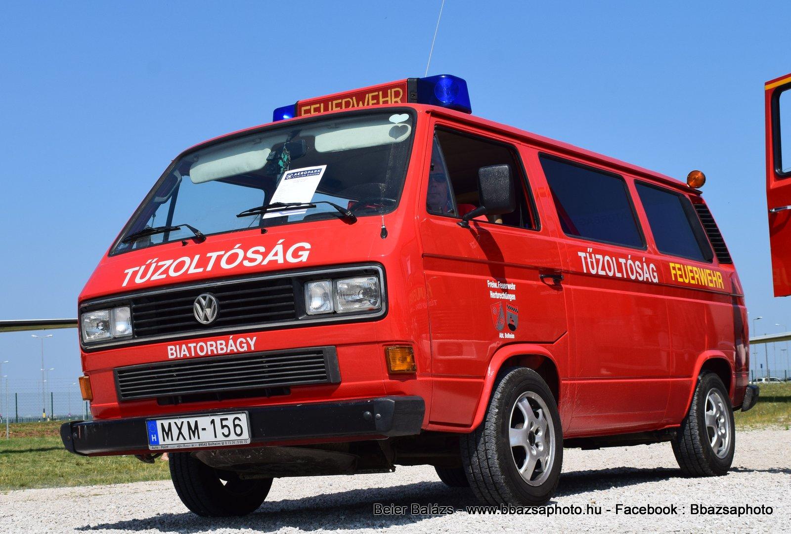 Volkswagen Transporter T3 – Biatorbágy ÖTE