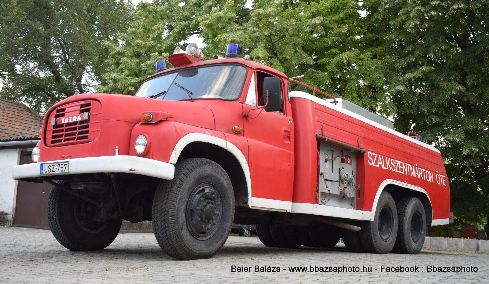 Tatra 148 – Szalkszentmárton ÖTE