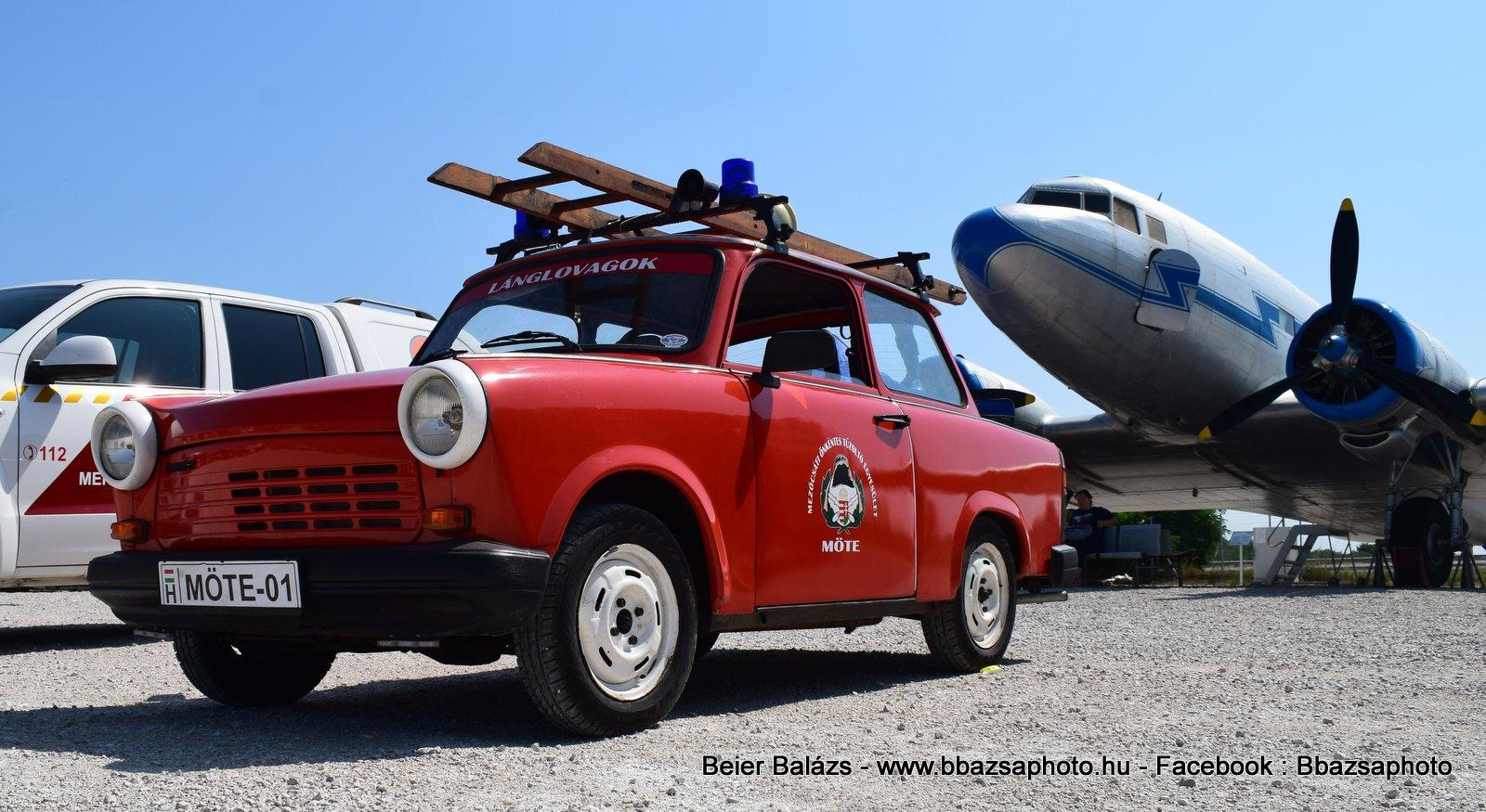 Trabant 601 – Mezőcsát ÖTE