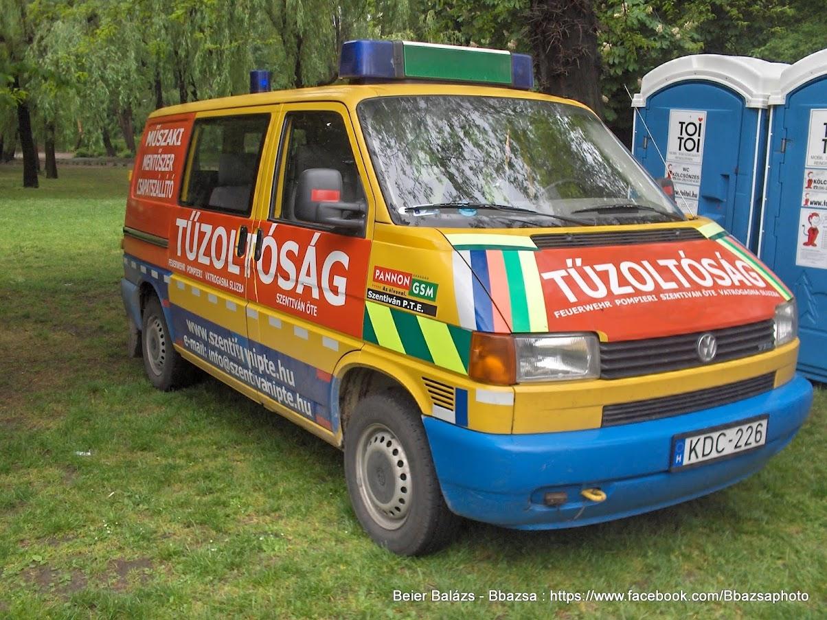 Volkswagen Transporter T4 – Pilisszentiván ÖTE